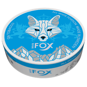 White fox portion