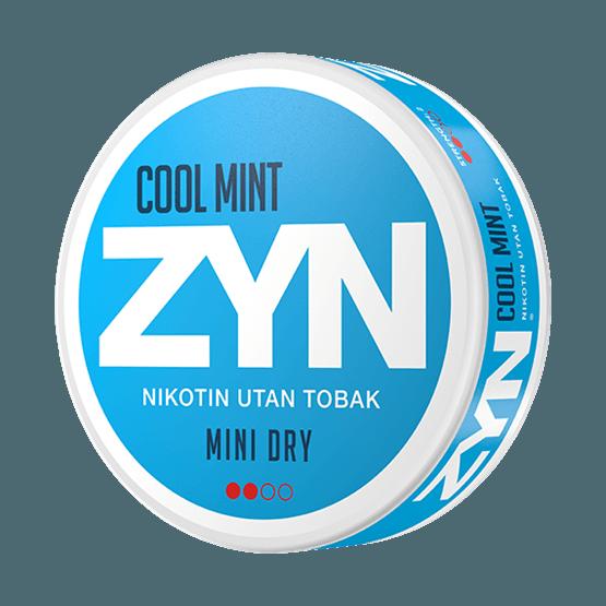 ZYN cool mint 3 mg
