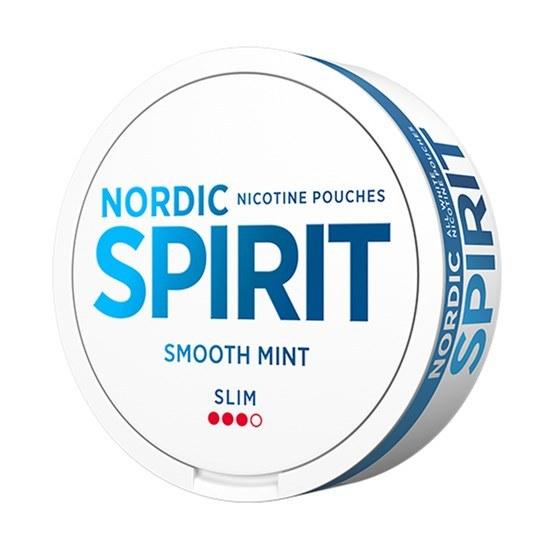 Nordic Spirit Slim Smooth Mint