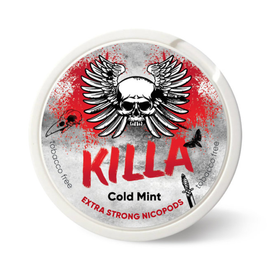 Killa Cold Mint Extra Strong