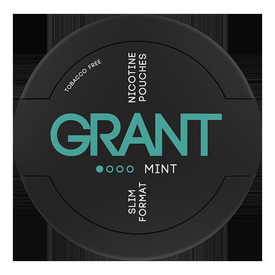 Grant Slim Portion Mint