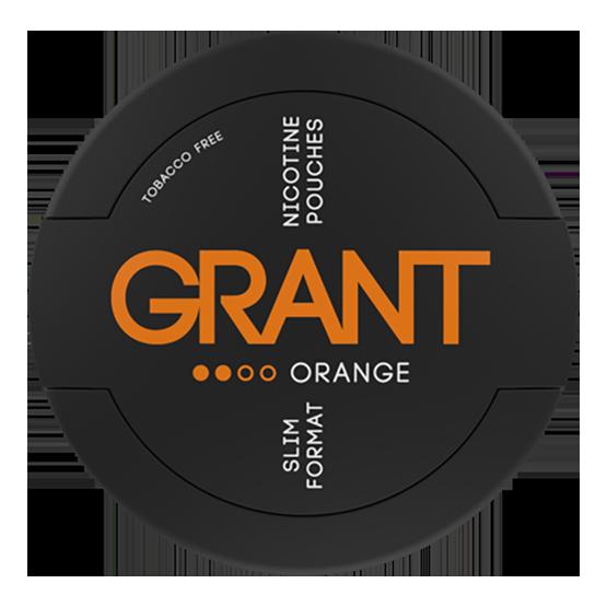 Grant Slim Portion Orange