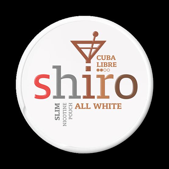 Shiro Cuba Libre