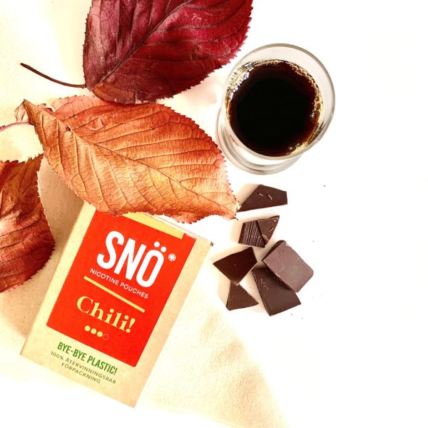 Chili Snö Nicotine pouch