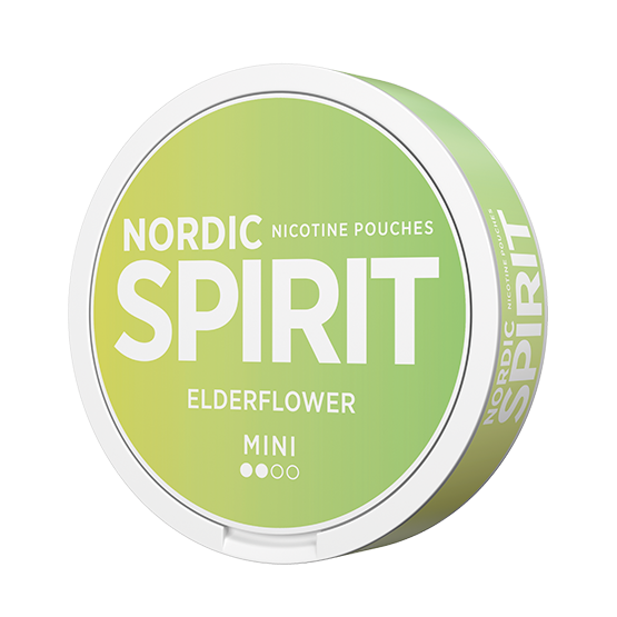 Nordic Spirit Mini Elderflower