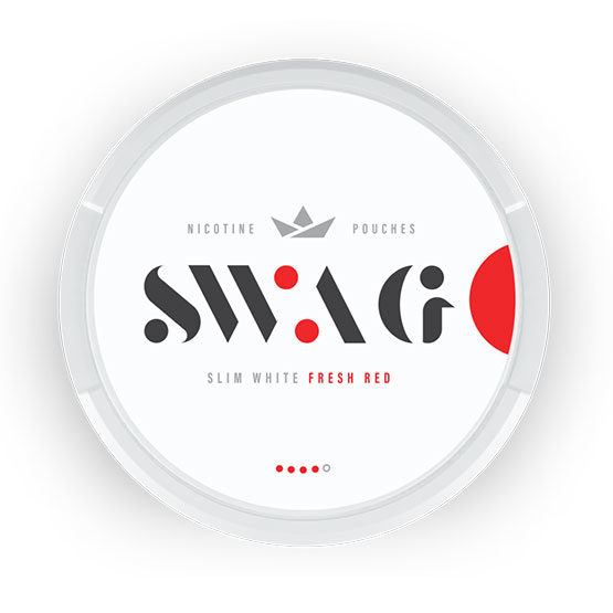 SWAG Fresh Red Ultra Strong (Very Strong)