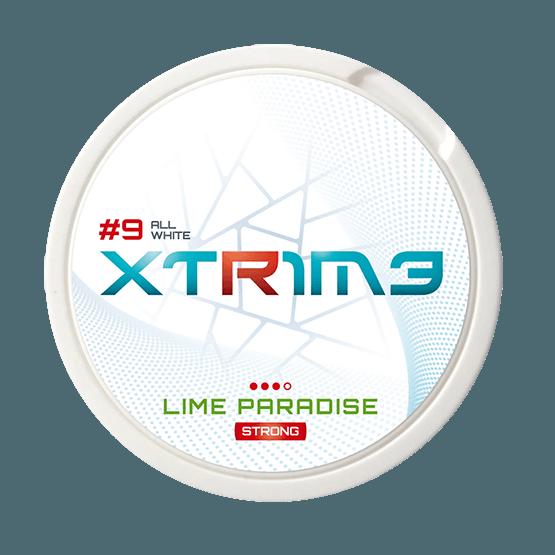 Extreme Lime Paradise
