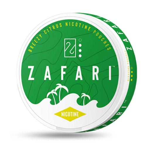 Zafari Breezy Citrus Slim