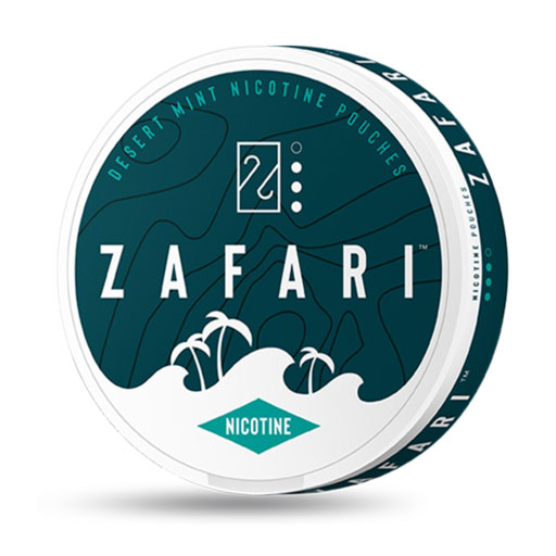 Zafari Desert Mint Slim