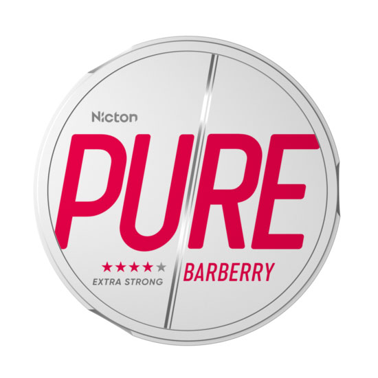 Pure By Nicton Barberry Extra Strong