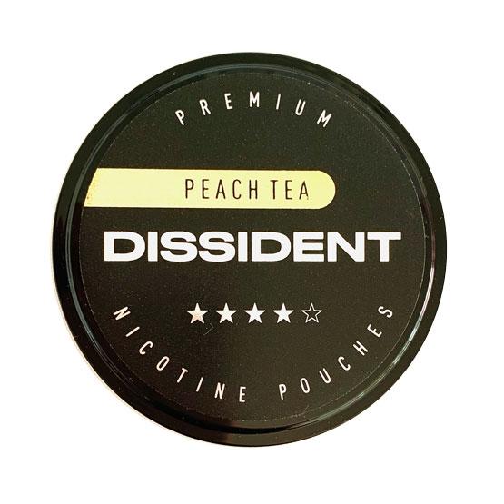 Dissident Peach Tea