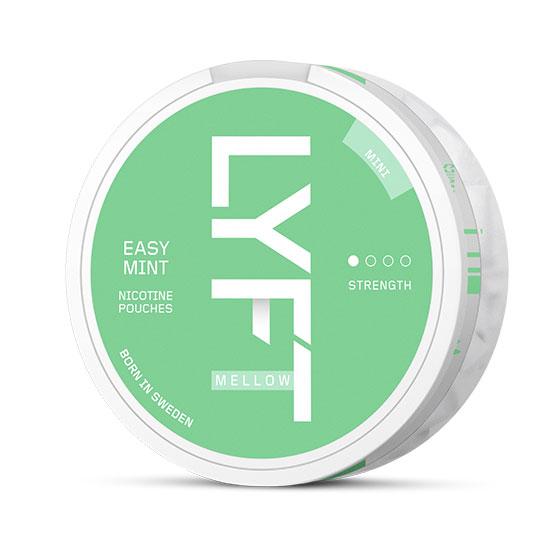 LYFT Easy Mint Mini Portion
