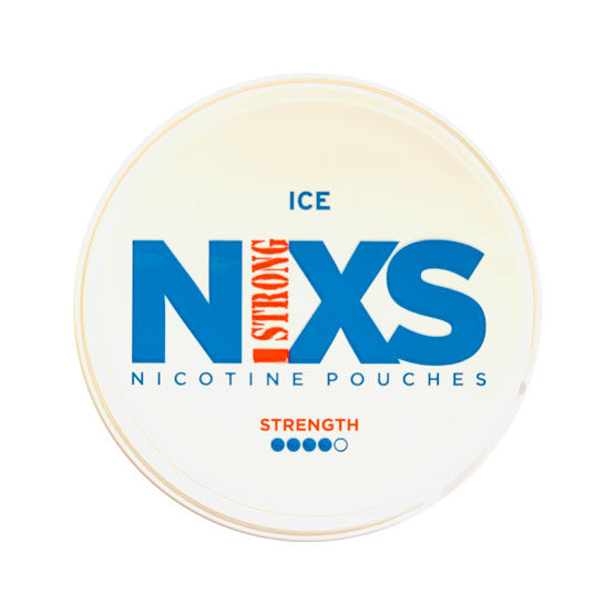 Nixs Ice Mint Extra Strong