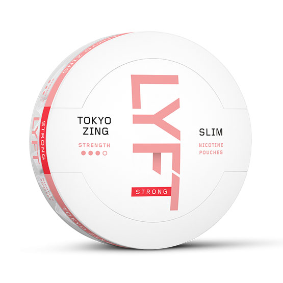 LYFT Tokyo Zing Strong Portion