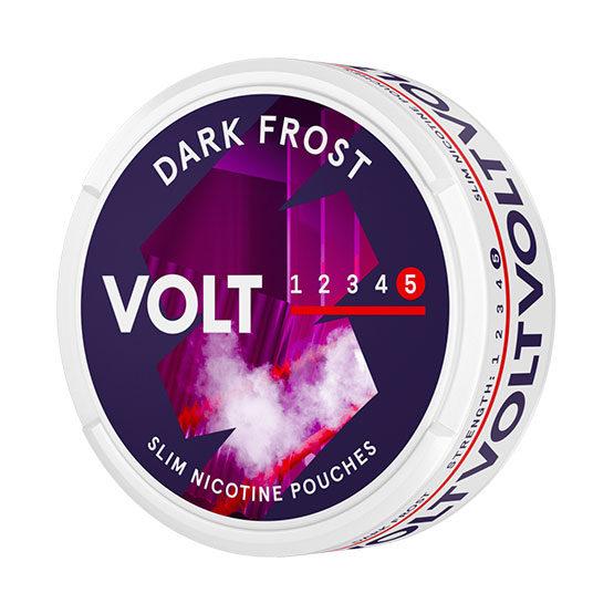 VOLT Dark Frost Slim Extra Strong Portion