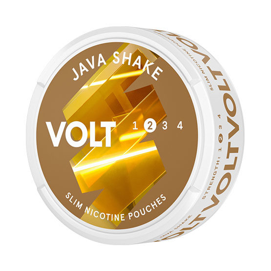 VOLT Java Shake Slim Portion 8 mg/g