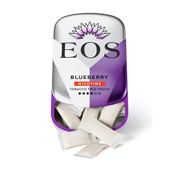 EOS Organic Blueberry