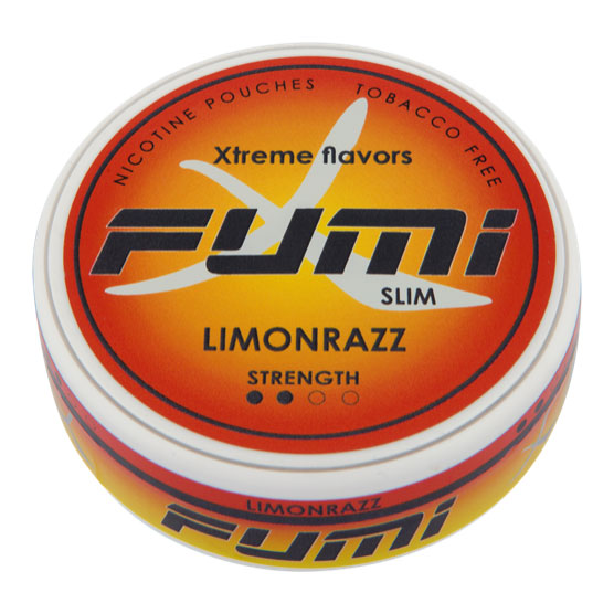 FUMI Limonrazz Extreme Portion