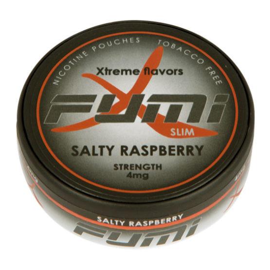 FUMI Salty Raspberry Extreme Portion