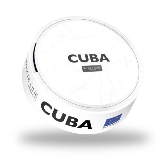 CUBA white