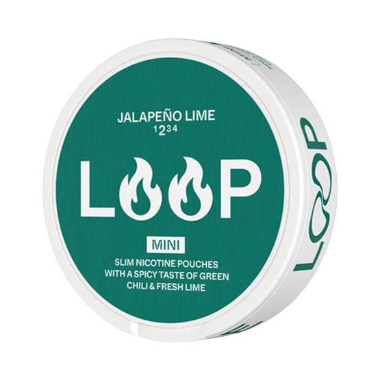 Loop Jalapeno Lime Mini Portion