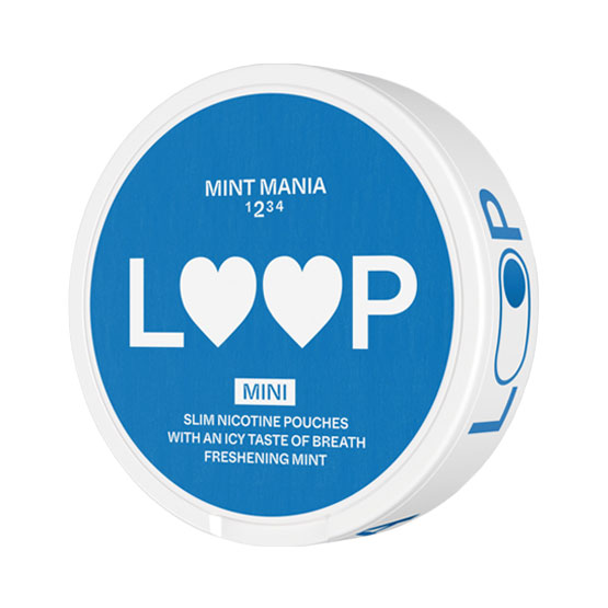 Loop Mint Mania Mini Portion